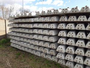 podkłady betonowe PS83
